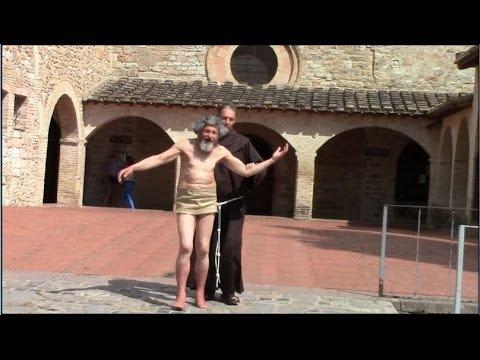 Massimo Coppo a San Damiano in Mutande