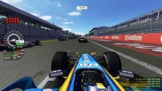 rFactor - F1 2006 - 100% Race - Monza