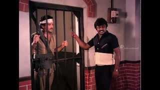Dharma Devathai - Vijayakanth shouts Radhika