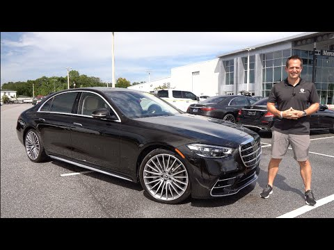 Download Is the NEW 2021 Mercedes Benz S 580 a luxury sedan WORTH the PRICE?
