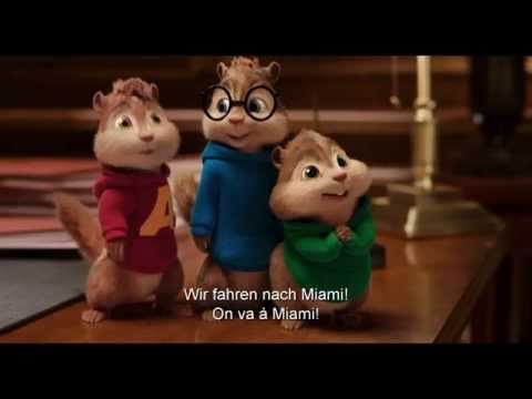ALVIN AND THE CHIPMUNKS: ROAD CHIP | Official Trailer #2 HD  | English / Deutsch / Français Edf poster