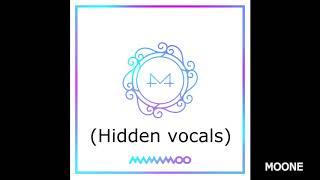 마마무 (MAMAMOO) - Where R U [Hidden Vocal]