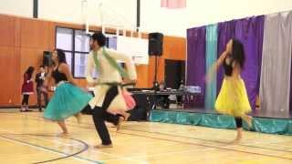 Bollywood Remixed - Lat Lag Gayee/Balam Pichkari/Dil Nai Lagda (Dance Performance) - DiwaliFest 2013