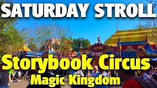 Saturday Stroll around Storybook Circus | Mag...