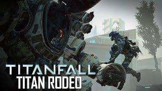 Titanfall 4K PC Gameplay - Titan Rodeo