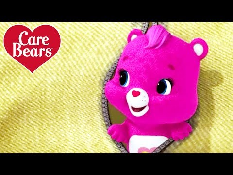 Care Bears | Wonderheart Goes Camping!