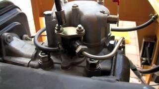 видео SDMO дизель генератор T 9 KM