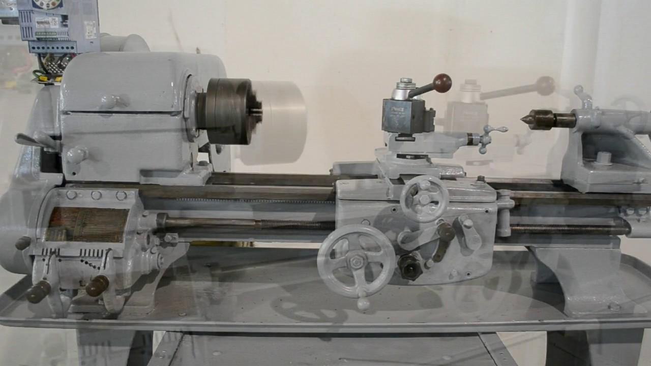 Logan Lathe Model 200 Specs