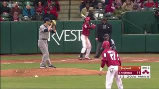 32 RUNS IN ONE GAME!! |Arkansas vs Bucknell