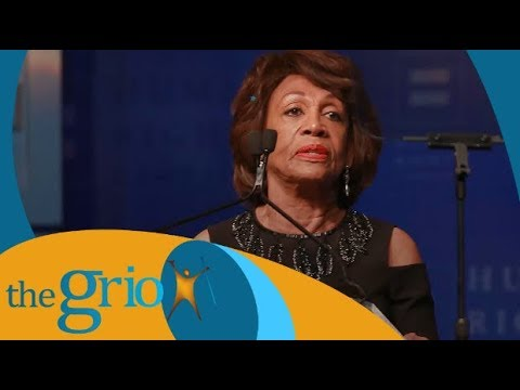 Maxine Waters claps back at Donald Trump 'low IQ' comments