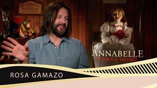 Gary Dauberman For Annabelle Comes Home