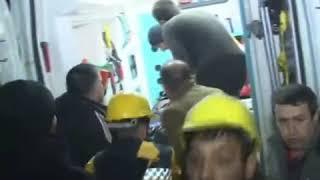 شاهد.. 18 قتيلا ومئات المصابين جراء زلزال تركيا