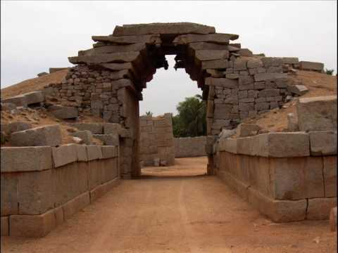 Hampi the Capital of the Vijayanagar Empire