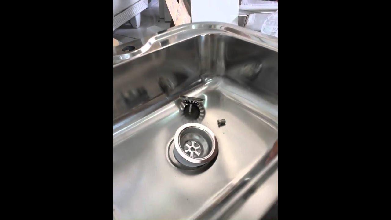 Cara Install Sinki Brand Rubine Stainless Steel You Ini Dapur Kami Sebelum Proses Pemasangan
