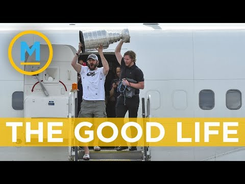 We can't get enough of Alex Ovechkin's Stanley Cup celebrations | Your Morning