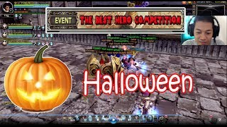 Halloween-The Best Hero Competition-Dragon Nest INA