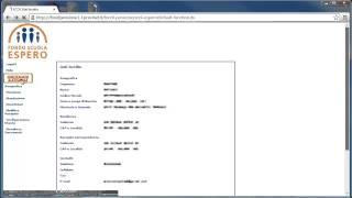 ELEZIONI ESPERO 2014 - TUTORIAL per scaricare il certificato elettorale da www.fondoespero.it