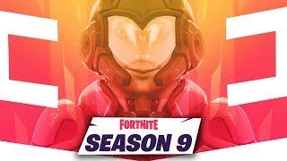 *NEU* Season 9 Skin Teaser 2! Zukunft NEW? | Fortnite Battle Royale