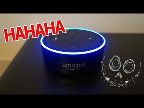 ALEXA lacht Nachts plötzlich – Mysteriöse AMAZON ECHO Vorfälle   MythenAkte
