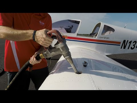 How To Refuel Your Aircraft At A Self-Service Station