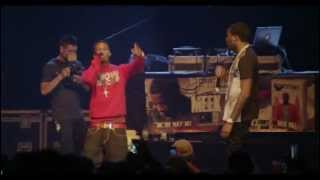 Lil Snupe Freestyles Live At Meek Mill