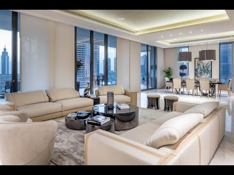 Downtown Duplex Penthouse in Dubai, United Arab Emirates