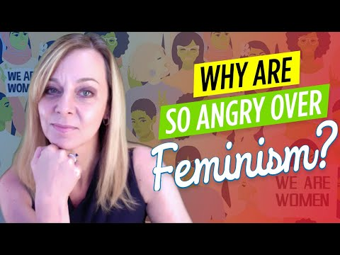 Why Are Guys So Angry Over Feminism?