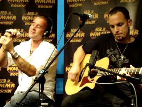 Creed WMMR Interview and My Sacrifice 8/13/09