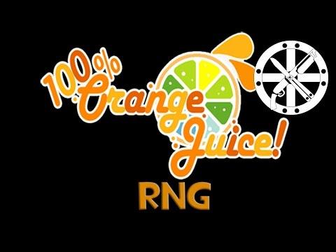 RNG [100% Orange Juice]