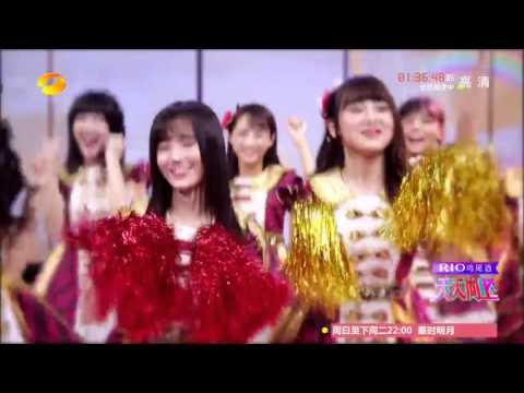《天天向上》看点: SNH48化身足球宝贝 Day Day UP 12/04 Recap: SNH48 Football Baby【湖南卫视官方版】