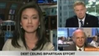 Davis, Frost Debate U.S. Debt Ceiling, Deficit Reduction