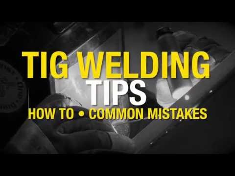 Learn The Basics & Common Mistakes Of TIG Welding - Eastwood