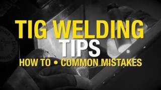 Learn the Basics & Common Mistakes of TIG Welding - Eastwood(In this video Matt shows us the basics of TIG welding and some common mistakes that are made while TIG welding. We even show you the benefits of our TIG ..., 2016-07-15T19:29:08.000Z)