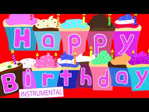 Happy Birthday Song  (Instrumental)