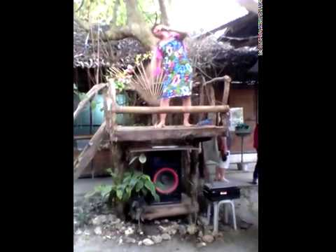 Marimar phyton show bohol