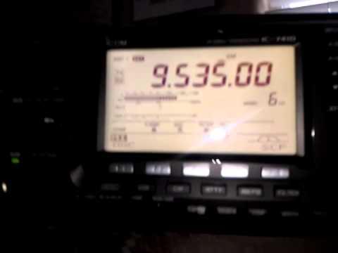 Radio Exterior De Espana, Nobeljas, Spain 2330 Zulu