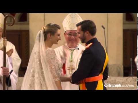 Europe's last bachelor royal heir is married