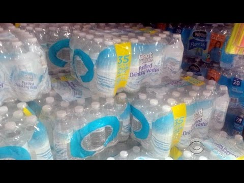 Walmart Under Fire For Selling Bottled Water From Drought-hit California