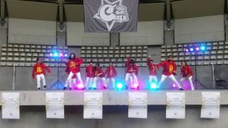 服部緑地野外音楽堂で行われた、Dance Studio CANDEによる夏のイベント...