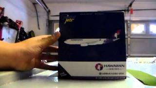 GeminiJets Double Unboxing! Hawaiian Airlines A330-200 and Southwest Airlines 737-700