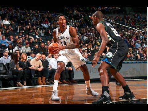 Brooklyn Nets' Top 10 Plays of the 2016-2017 NBA Season