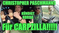 Carpzilla Podcast Karpfenradio #19: Christopher Paschmanns kündigt!