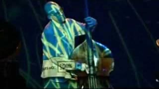 "Lunar Quartet feat. JOHN TCHICAI + MICHELE SAMBIN -  ""The White Balloon Free Paint"""