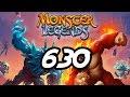 """Monster Legends - 630 - """"Hunter's Maze Island"""""""