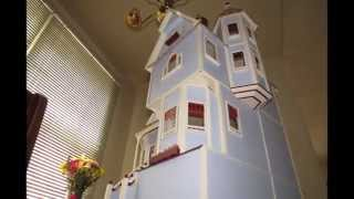 Building Queen Anne Doll House