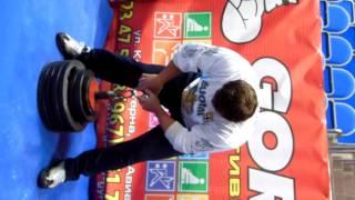 Чемпионат России заключительный подход Алексея Тюк