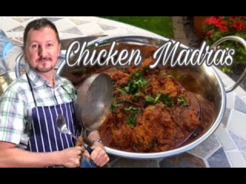 How To Make one of the BEST CHICKEN MADRAS - Al's Kitchen