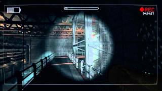 Slender: The Arrival - Part Stage 3 Into the Abyss No Commentary Let