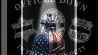 Officer Down Tribute