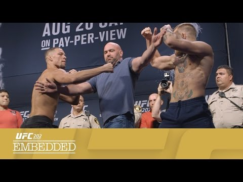 UFC 202 Embedded: Vlog Series - Episode 6